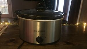 Crock pot - 4 quart