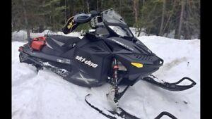 Ski-doo renegade backcountry X 800 etec