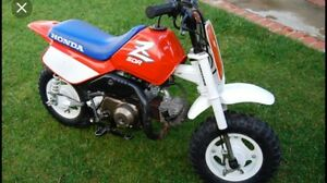 WANTED 1988 or 1989 Honda z50r