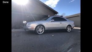 1999 Mercedes clk 320- well maintained