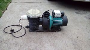 Onga Pool pump with cartridge filter and hose Muswellbrook Muswellbrook Area Preview