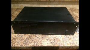 Professional amplifier - very high end