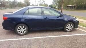 2010 Toyota Corolla Sedan Alice Springs Alice Springs Area Preview