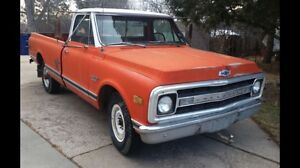 READ AD  wanted 67-72 chevy/gmc truck