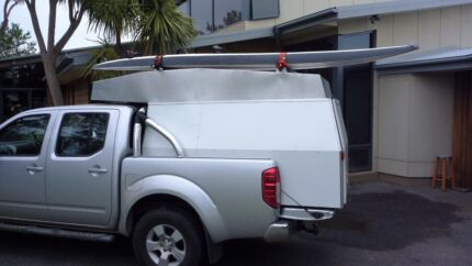 Steel Box for D40 Navara Port Sorell Latrobe Area Preview