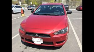2011 Mitsubishi Lancer EXCELLENT condition - 1owner