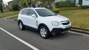 2009 Holden Captiva Wagon St Marys Penrith Area Preview