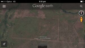 320 acres for adjistment Finniss Area Preview