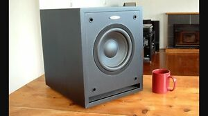 Velodyne powered subwoofer RRP $1299 Currumbin Gold Coast South Preview