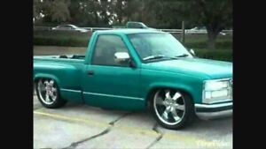 WANTED Chev or GMC Short box step side