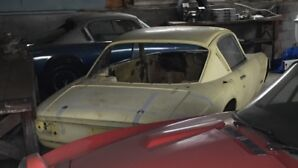 1971 Lotus Elan +2 - Complete fibreglass body