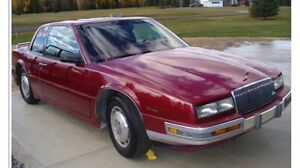 RARE!! 1988 Buick Riviera T Type Coupe