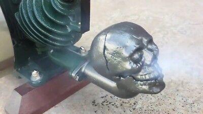 Maytag Iron Skull92hit--miss Gas Engine Biker Exhaust Muffler Engine Show