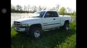 WANTED: 1995-2002 Dodge Ram