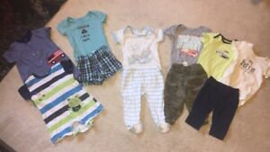 3-6 months clothing