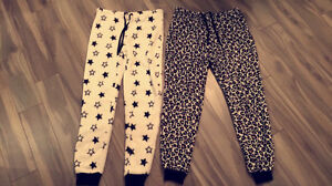 Brand New Extremely Soft PJ Bottoms! Size L - $15 for both