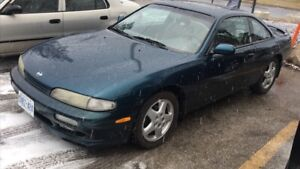 1995 Nissan 240sx s14 Zenki all original