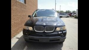 2004 BMW X5 4.4i Navi Leather Sunroof