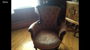 Chaise  ANTIQUE  chair