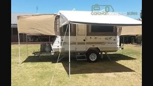 Jayco Eagle campervan excellent condition Meadow Heights Hume Area Preview