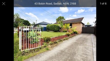 Three bedroom house for rent in Sadleir!!