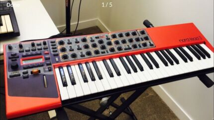 Nord Lead 3 , Synthesizer, Synthesiser , Classic and rare