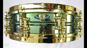 Ludwig Carl Palmer Sig. Snare and Ahead case