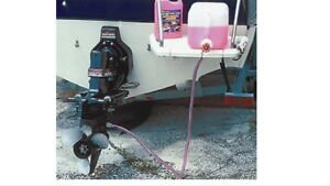 Save Cash  Time to winterize Boat mechanic
