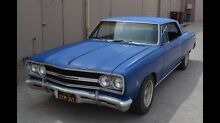 1965 Chevrolet Malibu Coupe SS matching numbers Belmont Geelong City Preview