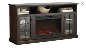 Bellamy Entertainment Electric Fireplace