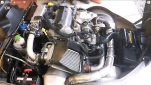 Moteur t 660 turbo artic cat