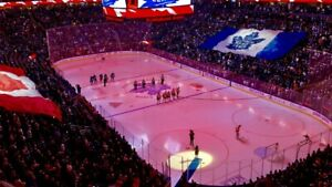 LEAFS RANGERS TICKETS TONIGHT - GREAT SEATS @ FACE VALUE