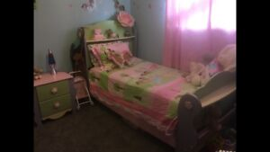 Little girl Bedroom suite