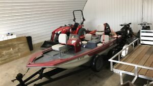Bass Boat project
