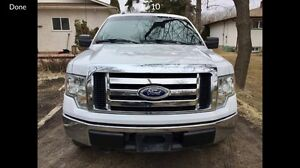 2011 Ford F150 XLT/ safetied/private sale