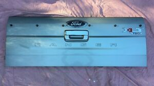 Ford PK Ranger XLT Tailgate - Silver Greensborough Banyule Area Preview