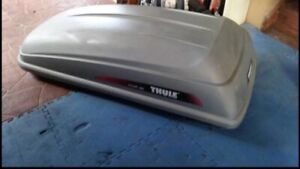 Thule car roof pod/roof box for hire