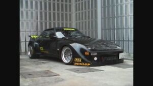 Full IMSA body wide body kit (Mariah, for RX7)
