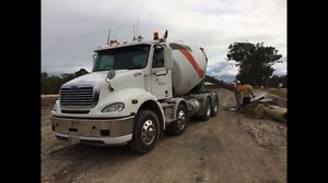 Concrete Truck with 6.5 year contract!! Southport Gold Coast City Preview