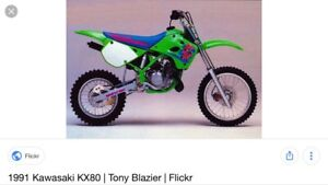 Wanted dead or alive!!! KX80