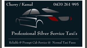 Silver Service Cabs @ Normal Cab Fares Craigieburn Hume Area Preview