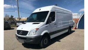 2013 Mercedes Sprinter Van