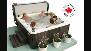 Demo Hot Tub COMES WITH EVERYTHING!