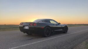 2002 C5 Z06 Supercharged