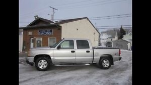 WANTED 2003-2007 classic Chevy 1500-2500 gas or diesel