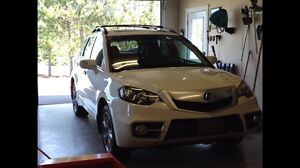 REDUCED  2010 Acura RXD AWD Loaded
