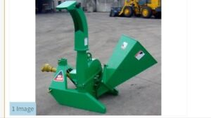 "Brand new 4"" 3 point hitch wood chipper bx42s"