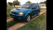 2006 turbo Ford Territory Ungarie Bland Area Preview