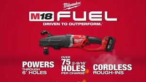 Wanted: Milwaukee m18 fuel Super Hawg