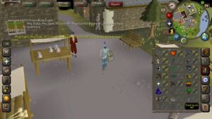 Osrs 89 Hunting account
